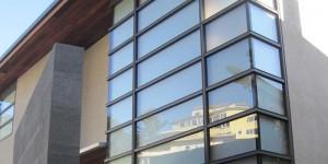 Unilix Glas Vorbau