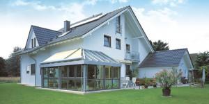 Unilux Glas Wintergarten